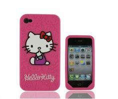 Hello Kitty kuoret IPhone 4