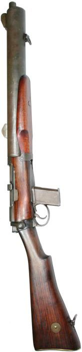 De Lisle silenced Commando carbine, early production gun made at Ford Dagenham