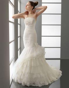 Tendencias de la novia del 2012   Web de la Novia