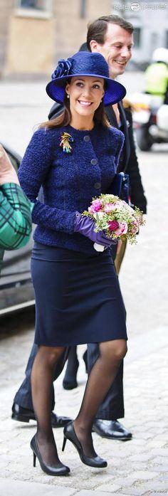2013 - Princess Marie and Prince Joachim