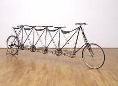 Simon Starling 'Five-Man Pedersen (Prototype No.1)', 2003 © Simon Starling
