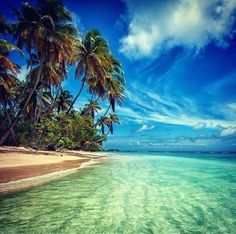 Beautiful Pigeon Point, Tobago :)
