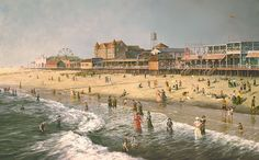 "I WANT THIS !!! Old Ocean City"" by Paul McGehee"