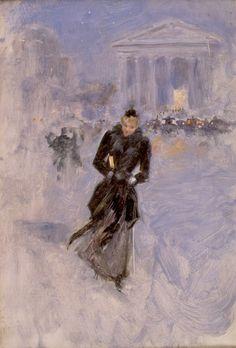 Jean Béraud (1848-1935) : Parisiennes