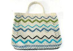 Another macrame bag