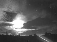 Stunning fireball on 18 Nov. 2016 (at 22:31 UT)