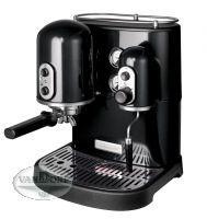 KitchenAid Online-Store - 'Artisan'® Espressomaschine SCHWARZ 'Artisan'® Espressomaschine SCHWARZ 5KES100EOB