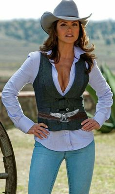 Cowgirl Mode, Estilo Cowgirl, Cowgirl Style, Cowgirl Chic, Hot Country Girls, Country Girl Style, Country Women, Western Girl, Western Wear