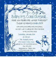 71 best winter party invitations inspiration images on pinterest