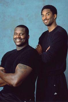 Kobe & Shaq