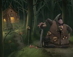 Paint Tool Sai, Wacom Intuos, Painting Tools, New Work, Witch, My Arts, Behance, Photoshop, Gallery