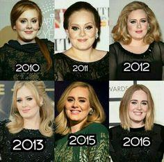 Always beautiful 😍 Adele Love, Adele Style, Adele 2015, Adele Grammys, Adele Instagram, Pretty People, Beautiful People, Adele Adkins, Divas