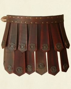 Roman Battle Skirt @ battle-ready.com