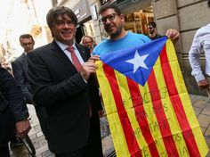 Catalonia will hold a referendum on splitting from Spain on Oct. 1, the head of the region said on Friday, ratcheting up a confrontation with the central government in Madrid which says such a vote is illegal and must not take place.