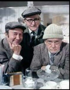 """THE FABULOUS BOYS FROM """"THE LAST OF THE SUMMER WINE"""" PBS TV SERIES"""