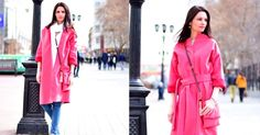Шьем теплое пальто без выкройки за один час — I Love Hobby — Лучшие мастер-классы со всего мира!