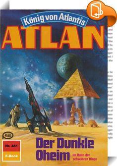 Atlan 481: Der Dunkle Oheim (Heftroman)    :  In das Geschehen in der Schwarzen Galaxis ist Bewegung gekommen - und schwerwiegende Dinge vollziehen sich. Da ist vor allem Duuhl Larx, der verrückte Neffe, der für gebührende Aufregung sorgt. Mit Koratzo und Copasallior, den beiden Magiern von Oth, die er in seine Gewalt bekommen hat, rast er mit dem Organschiff HERGIEN durch die Schwarze Galaxis, immer auf der Suche nach weiteren Kollegen, die er ihrer Lebensenergie berauben kann. Der HE...
