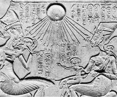 Carlos Recio Corbacho: Akhenaton y su maestro Amenhotep.