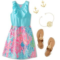 Lilly Love, created by thevirginiaprep on Polyvore