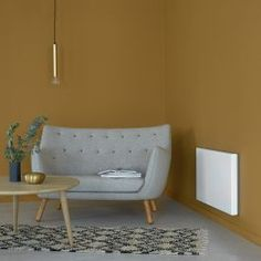 Hudevad Mundum is one of the most hygienic radiators on the market and is an architectural asset to any healthcare facility. With its clean and timeless design, Mundum can be incorporated seamlessly into the interior. Radiators, Timeless Design, Love Seat, Couch, Interior Design, Architecture, Flat, Furniture, Home Decor
