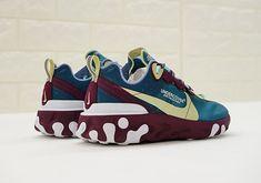 2362c272024d UNDERCOVER x Nike REACT Element 87 Colorways