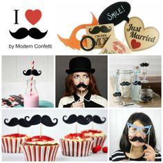 I love Moustache !