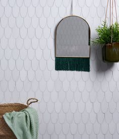 Inspired by the inherent beauty of nature and the feathery plumage of birds, Artisans of Devizes' Plume mosaic marble collection is available in four. Marble Mosaic, Mosaic Tiles, Wall Tiles, Mosaics, Bungalow Conversion, Facebook Style, Metro Tiles, Wet Rooms, Stone Tiles
