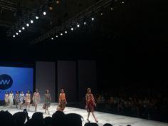 Indonesia Fashion Week 2016 present Fashion show by warnatasku