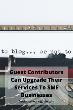 Staying relevant as a guest contributor is essential in a saturated market. Here is how you can upgrade your offering to small and medium businesses with the help of blogger outreach. #Freelancer #GuestContributors #SME Work From Home Companies, Online Work From Home, Work From Home Moms, Online Earning, Earn Money Online, Online Jobs, How To Get Money Fast, Make Money From Home, Sme Business