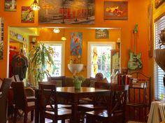 Coffee Plantation -- Key West -- Coffee shop.
