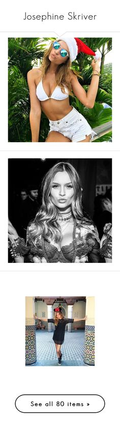 """Josephine Skriver"" by proudlarry ❤ liked on Polyvore featuring josephine skriver, models, people, josephine, backgrounds, faces, pictures, girls, foto and photos"