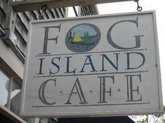 nantucket island | Fog Island Cafe, Nantucket - Restaurant Reviews - TripAdvisor