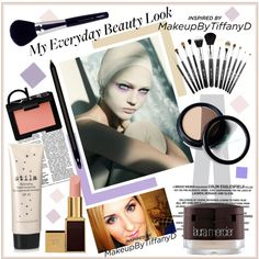 **We Love Makeup by TiffanyDS Video Tips** by fashiontake-out on Polyvore