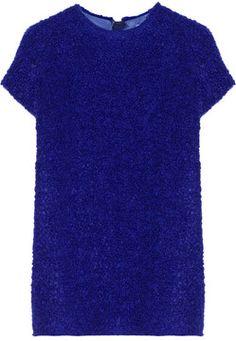Acne Adiam wool-blend bouclé top