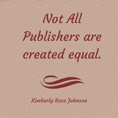 Seekerville: Pros and Cons of Writing for a Small Publisher with guest blogger Kimberly Rose Johnson.