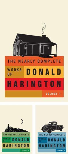 David Drummond book cover design