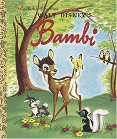 Little Golden Books.  We have an extensive selection covering 40+ years.
