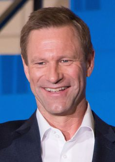 March 12, 1968 ♦ Aaron Eckhart, American film and stage actor.