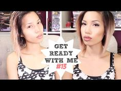 GET READY WITH ME #13 | THE NEW GO - TO LOOK - YouTube