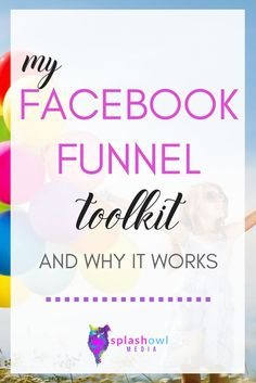 Sales funnels can be confusing when you don't know what steps to take. Here are the 7 steps to take to create a Facebook sales funnel that works. Click here to read the steps and grab your free toolkit.