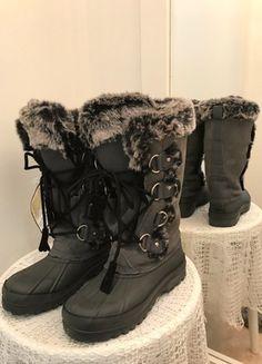 Kupuj mé předměty na #vinted http://www.vinted.cz/damske-boty/zimni-boty/18289987-extra-vyteplene-kozene-arctic-boty-khombu-vel-37