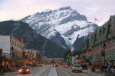 Banff, Lake Louise, Canadian Rockies, Alberta, Canada