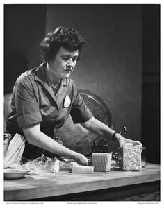 Today would have been Julia Child's 101st birthday. What an inspiration she was for all who love to cook!