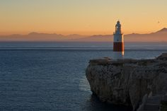 Trinity Lighthouse Gibraltar by Allard Schager on 500px