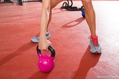One piece of equipment, endless exercises! Try these 17 kettle bell exercises to tone your entire body.