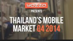 Figures, tables, information and statistics about Thailand's Mobile Market Q4 2014.  Version 1.4 (March 2015)   The report includes:  Blended MOU  Blended ARPU…
