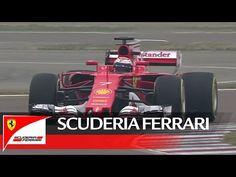 Ferrari - On track Formula 1, Super Cars, Ferrari, Track, Luxury, F1, Youtube, Collection, Runway