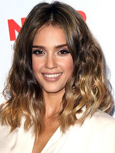 OMBRÉ HIGHLIGHTS Call it Indian Summer hair. It used to be that sun-kissed ends went the way of cutoffs at the beginning of September. But t...