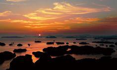 九十九島八景 展海峰