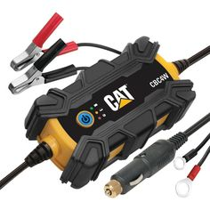 Cat 4-amp Waterproof Battery Charger And Maintainer